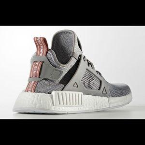 afce368a9 adidas Shoes - Adidas Womens NMD XR1 Primeknit Onix Rose BB3686